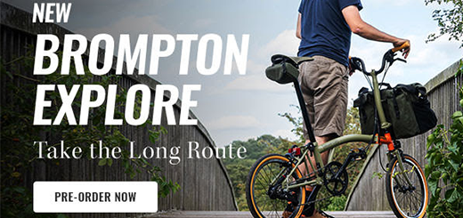 cycle surgery – new explore from brompton
