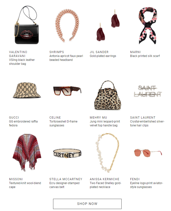 Harvey Nichols - Accessories to elevate any look