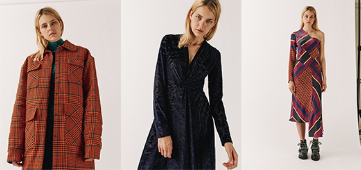 house of holland – new arrivals: autumn/ winter ready-to-wear latest collection