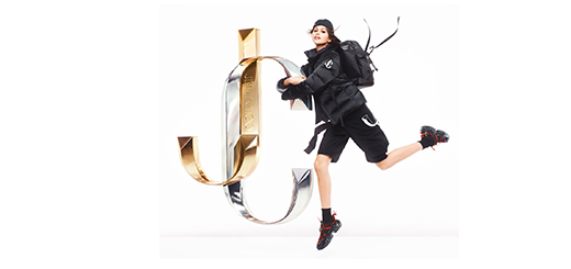 jimmy choo – introducing apparel – limited edition