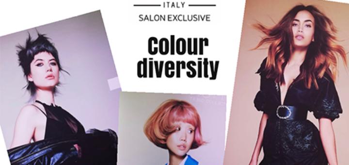 kreative salon supplies – alter ego 'colour diversity' course