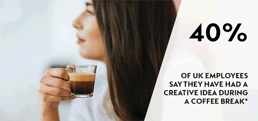 Nespresso - They're back - Celebrate with free delivery
