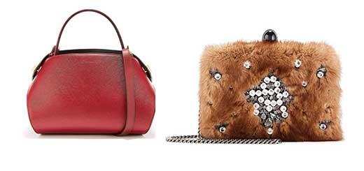oscar de la renta – the fall handbag guide