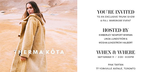 pink tartan – you're invited…