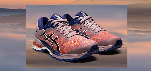 Runners Need - Asics - cushioned shoes built for distance