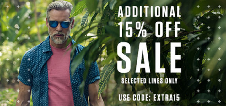 snow and rock – sale – additional 15% off selected lines