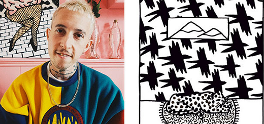 The Other Art Fair: London - Any punk fans out there? Laurie Vincent is in town!