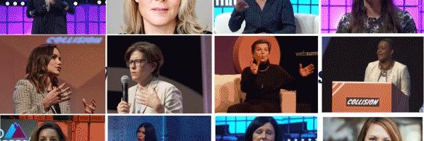 Web Summit women in tech - Women in tech news
