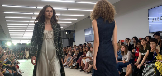 alexa chung – fall 2019 collection