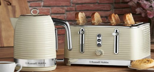 refresh your kitchen with russell hobbs latest addition to stylish inspire range
