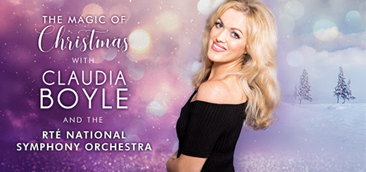 Bord Gáis Energy Theatre - Celebrate The Magic of Christmas with Claudia Boyle and the RTÉ National Symphony Orchestra!