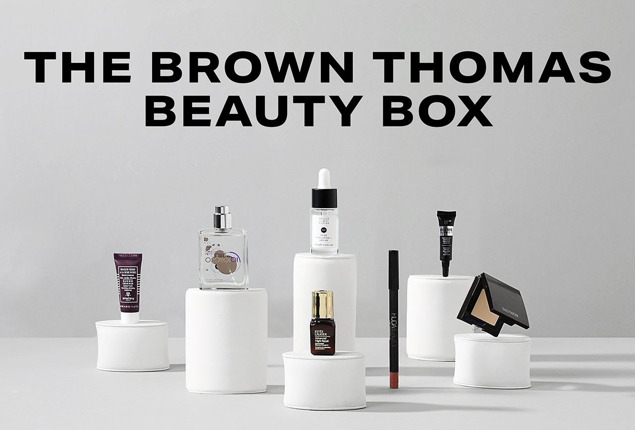Brown Thomas - The Beauty Box is back!