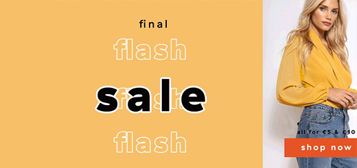 Dresses.ie - Final Flash Sale is on