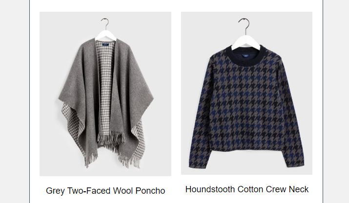 GANT Dundrum - The Classic Half Zip Sweater - Essential for Autumn