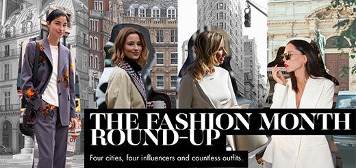Harvey Nichols - Fashion month - The final