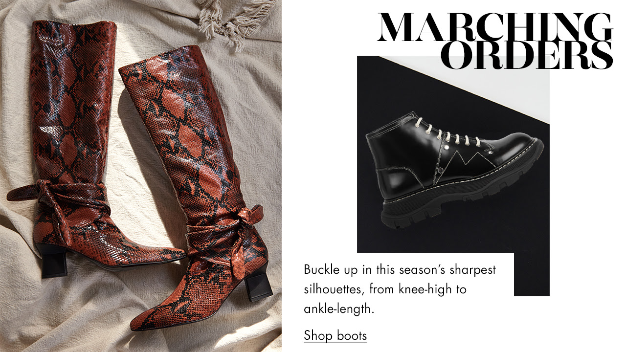 Harvey Nichols - The best shoes to boot