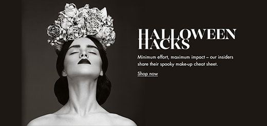 Harvey Nichols - Halloween beauty hacks