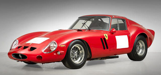 In Good Taste - The 16 Most Expensive Cars Ever Sold