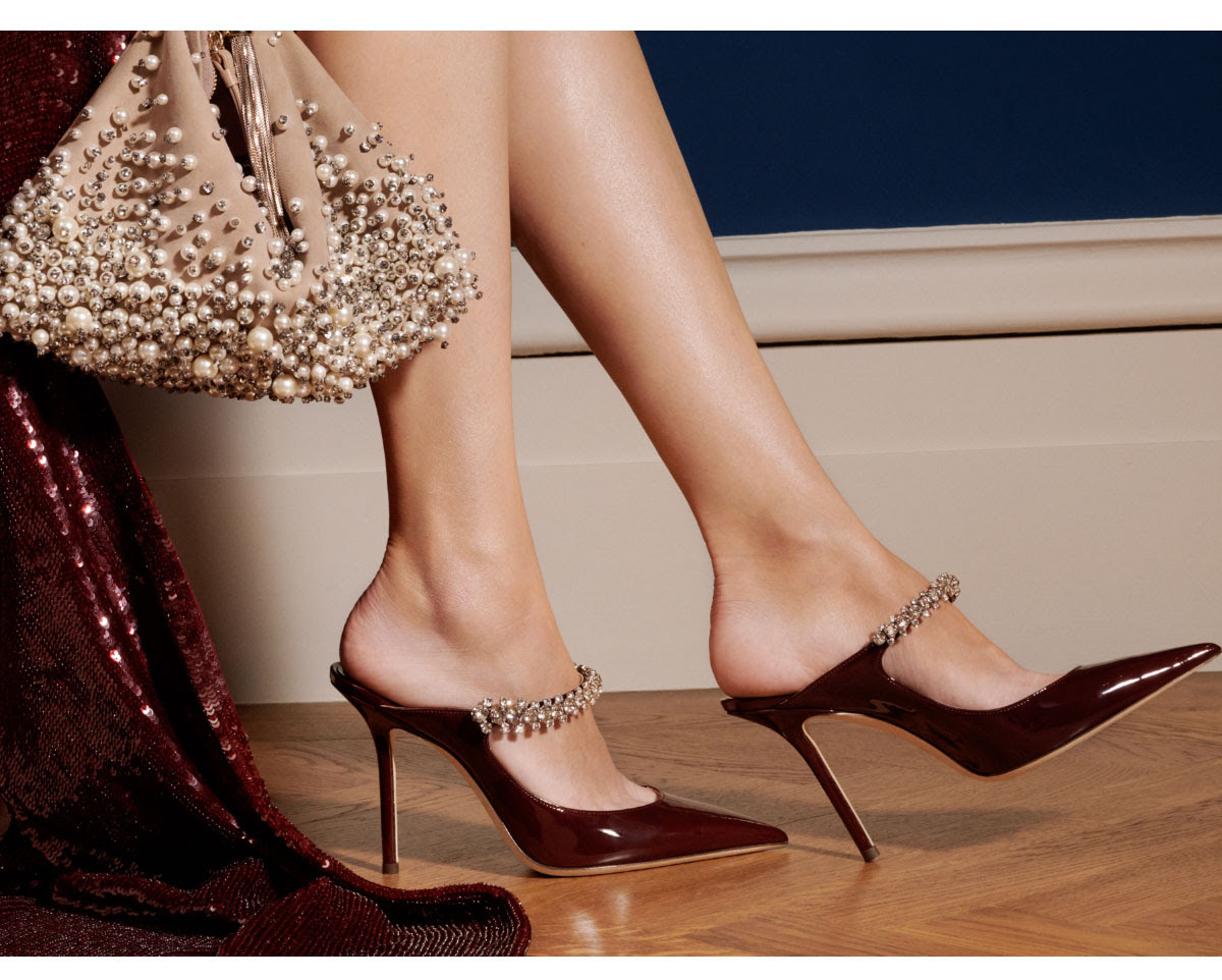 Jimmy Choo - Mules To Wear Now - Pynck