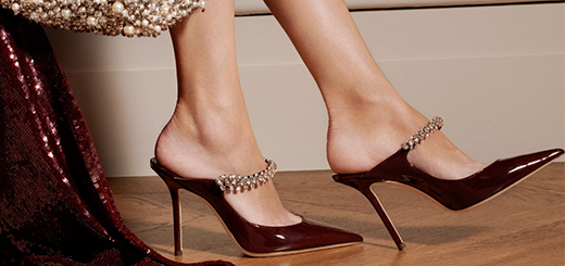Jimmy Choo - Mules To Wear Now