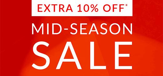 L.K.Bennett - Ends Tonight: Extra 10% Off Mid-Season Sale