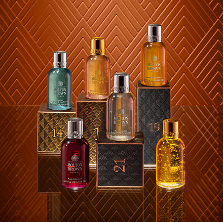 Molton Brown - A Thrilling Gift With Your Advent Calendar