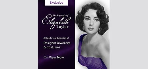 Newbridge Silverware - Elizabeth Taylor, a Rare Private Collection