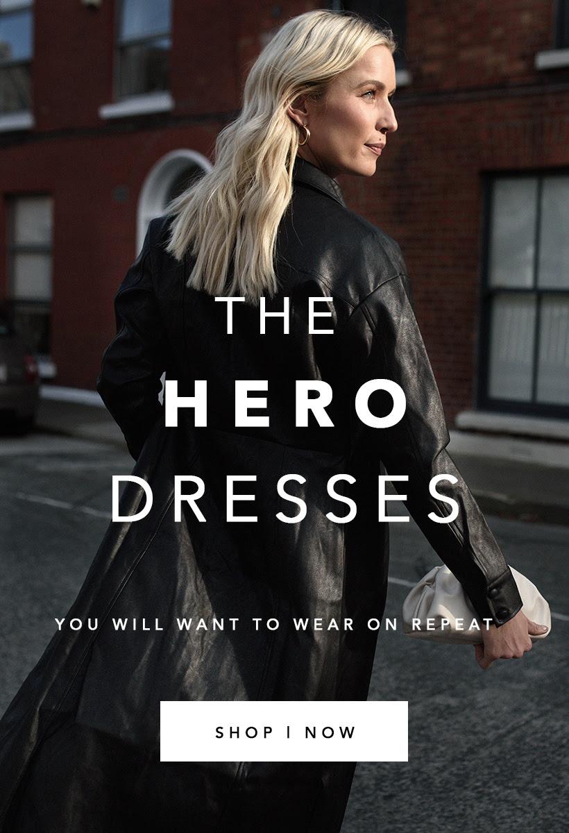 Ontrend.eu - Hero Dresses, yes please!