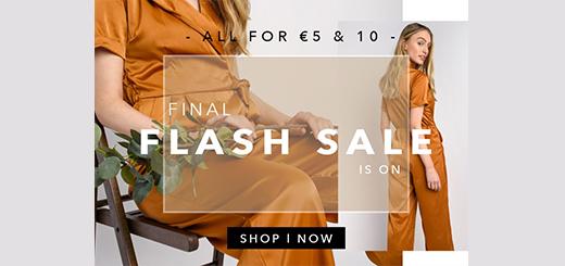 Ontrend.eu - Final Flash Sale Is On! 🔥