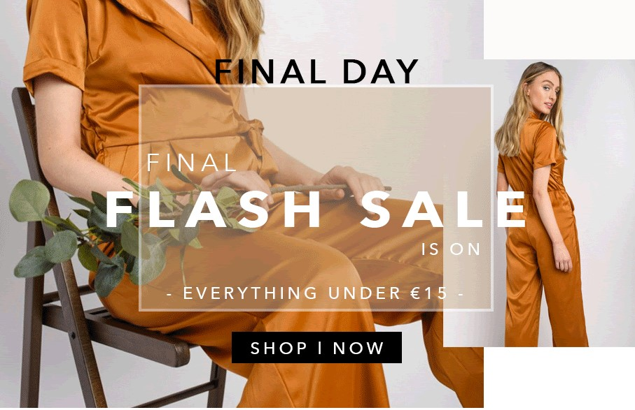 Ontrend.eu - The LAST DAY of the Final Flash Sale!