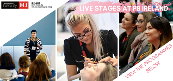 professional beauty & hj live ireland – celebrate pay day with a 50% discount