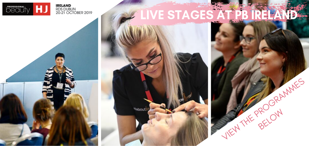 Professional Beauty & HJ Live Ireland - Celebrate pay day with a 50% discount
