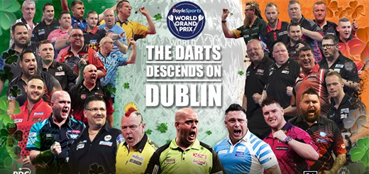 PDC - The Darts Returns To Dublin In A Few Days Time