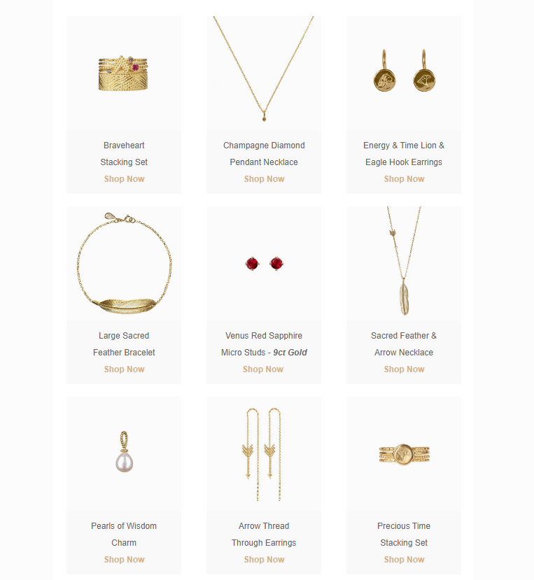 Phoebe Coleman Jewellery - Autumn Vibes