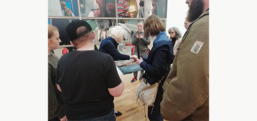rha gallery – upcoming: tours for the visually impaired + collaborative photobook workshop