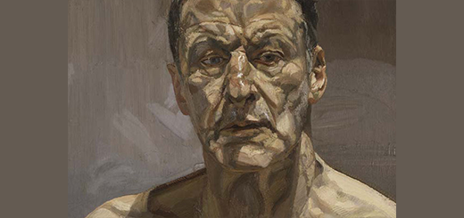 Royal Academy of Arts - Lucian Freud opens for Friends