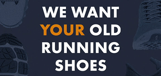 Runners Need - Recycle your run for £20 off a new pair