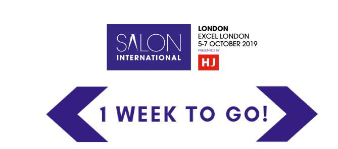 Salon International - See you in a week