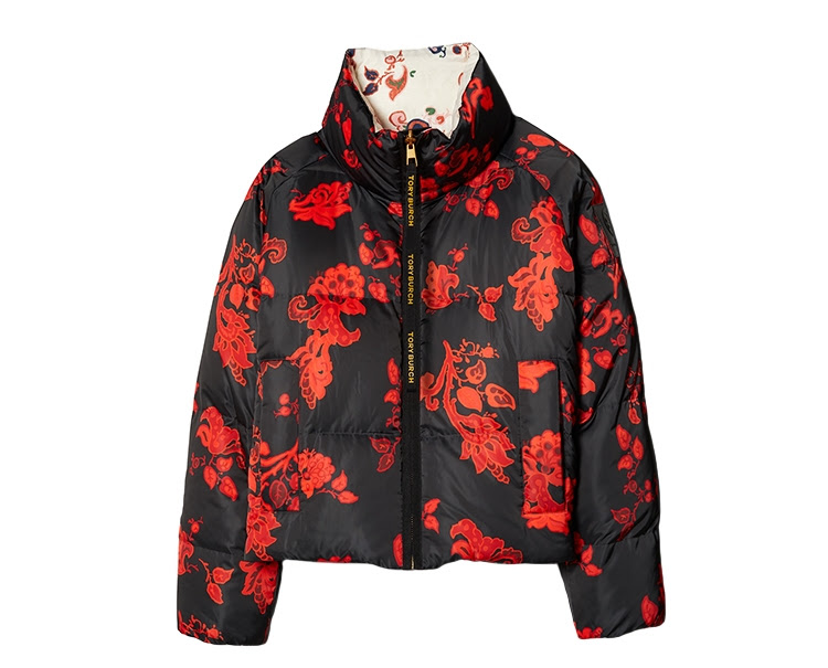 Tory Burch - Must-have: the reversible puffer