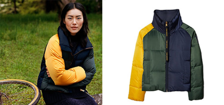 tory burch – must-have: the reversible puffer
