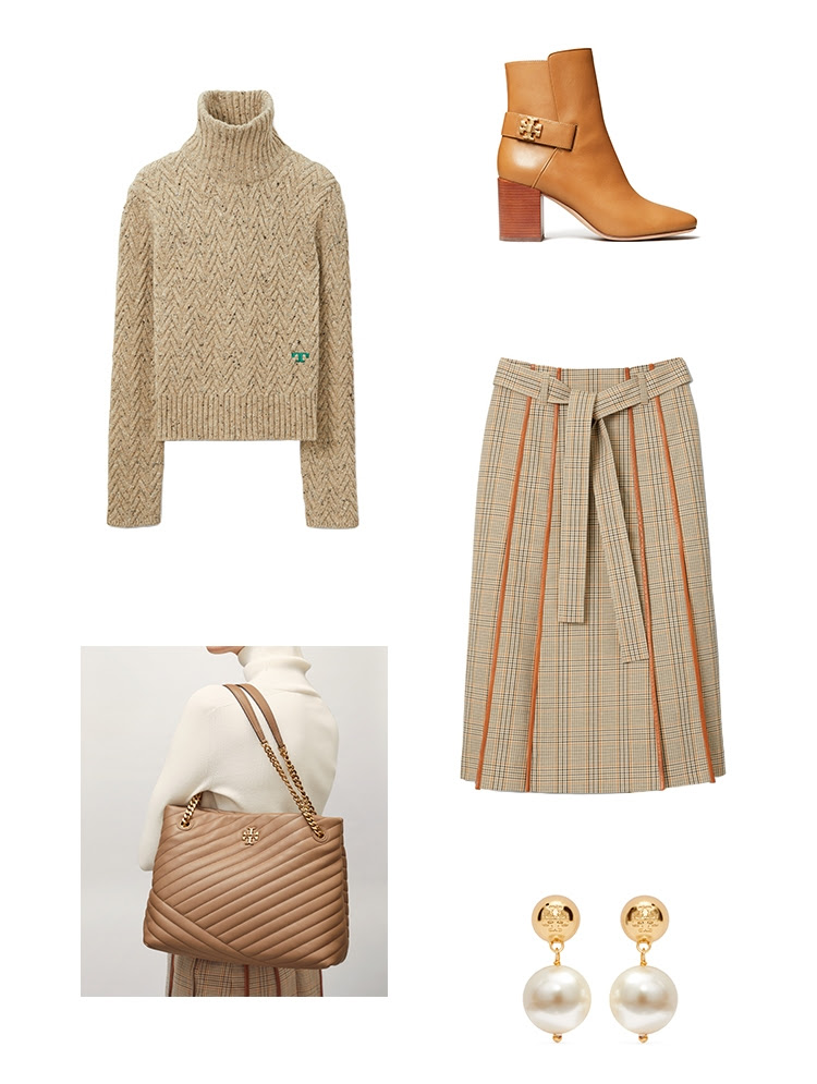 Tory Burch - Natural elements
