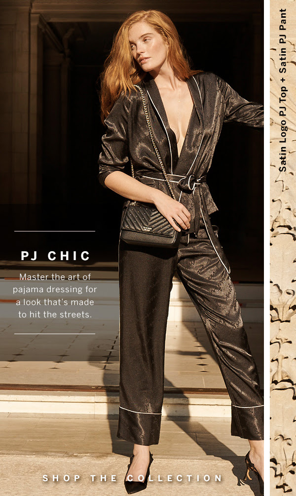 Victoria's Secret - Too chic to stay at home