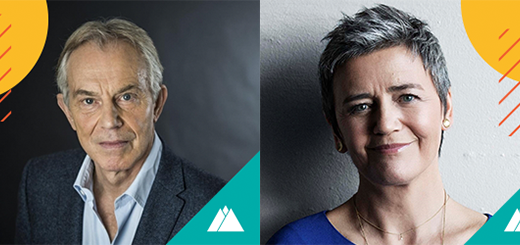 web summit – margrethe vestager, tony blair and more at web summit