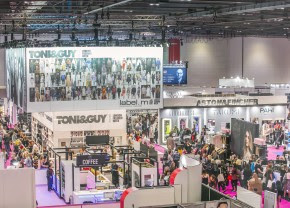 Salon International - Doors open at 10am, see you there!