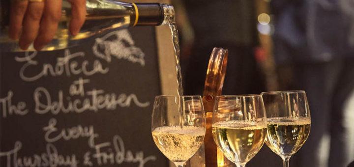 fine wines, antipasti and italian charcuterie
