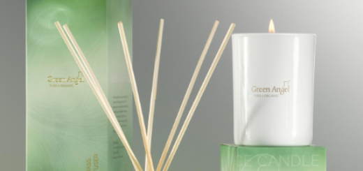 infuse your home with green angel pure & organic