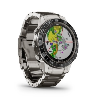 Z:\Weir and Sons\Garmin\Garmin MARQ Collection - LAUNCHED AT 1PM, 13th March 2019\Product Images (.MAIN image is the hero image)\010-02006-04 - Garmin MARQ Aviator\Garmin MARQ Aviator_01.jpg