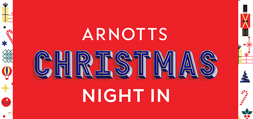 Arnotts - Don't forget - Christmas Night In is on its way!
