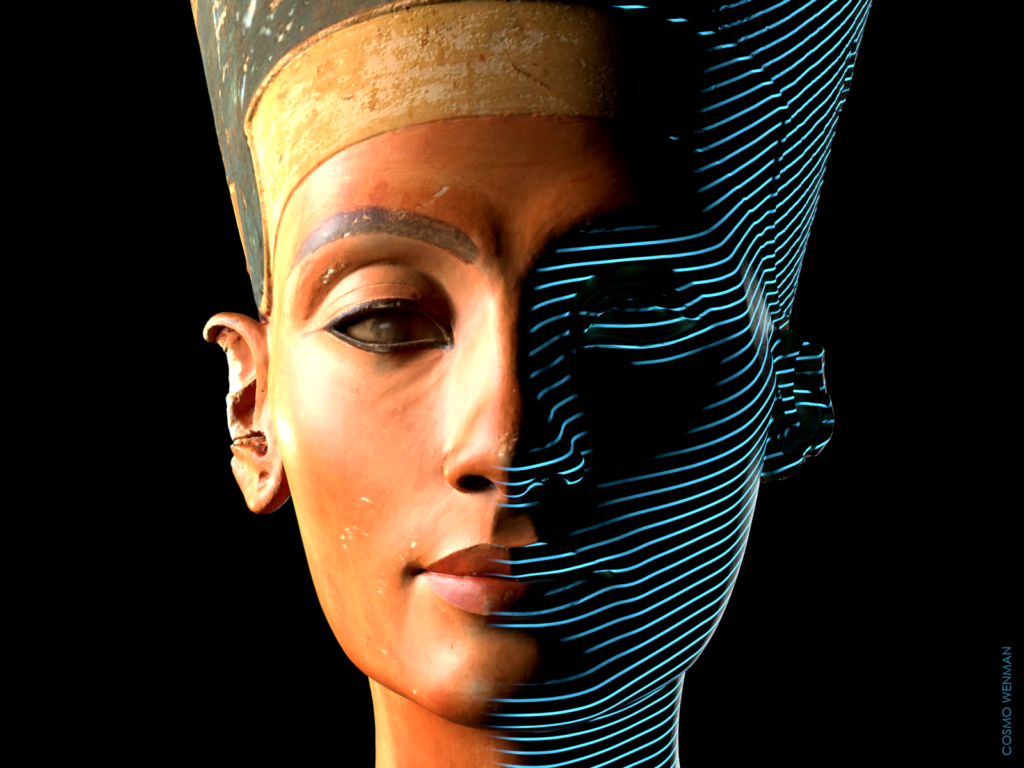 An Artist Has Won a Three-Year Legal Battle to Force a German Museum to Publicly Release Its 3D Scan of a Bust of Nefertiti