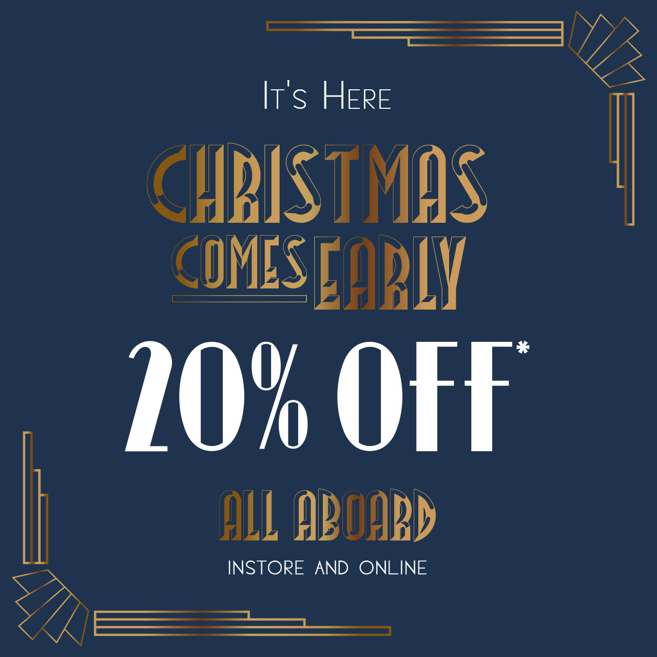 Brown Thomas - Don't miss out, enjoy 20% off almost everything now